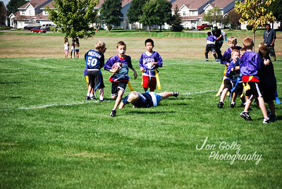 Football 2011 Wildcats - 0357