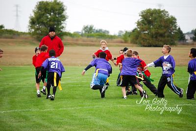Football 2011 Wildcats - 0587