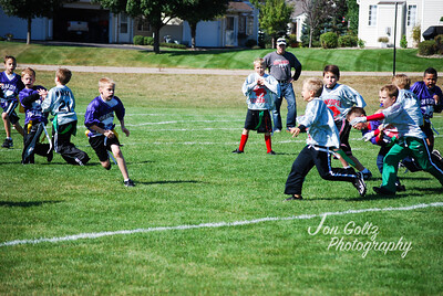 Football 2011 Wildcats - 0988