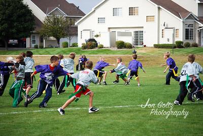 Football 2011 Wildcats - 0821