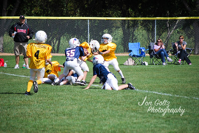 Steelers and Patriots - 015