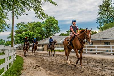 Keeneland Race Track, Lexington, KY