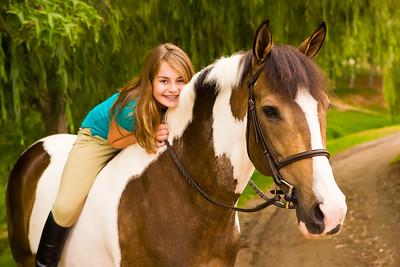 Pony & Rider