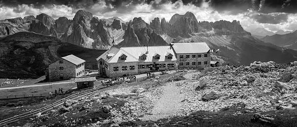 Rifugio Bolzano e Catinaccio