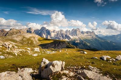 Last Taste of Summer at Dolomite Alps