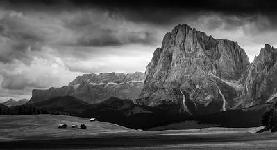 Alpe di Siusi e Sassolungo | Seiser Alm mit Langkofel