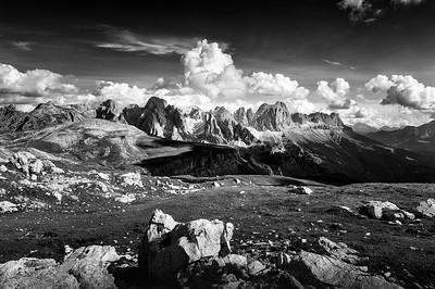 Catinaccio (Dolomiti)
