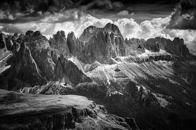Mount Rosengarten (Dolomite Alps)