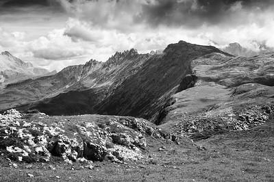 'Rosszähne' | Dolomite Alps