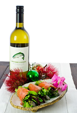 Kiwi Christmas with Riverby Estate Sav Blanc