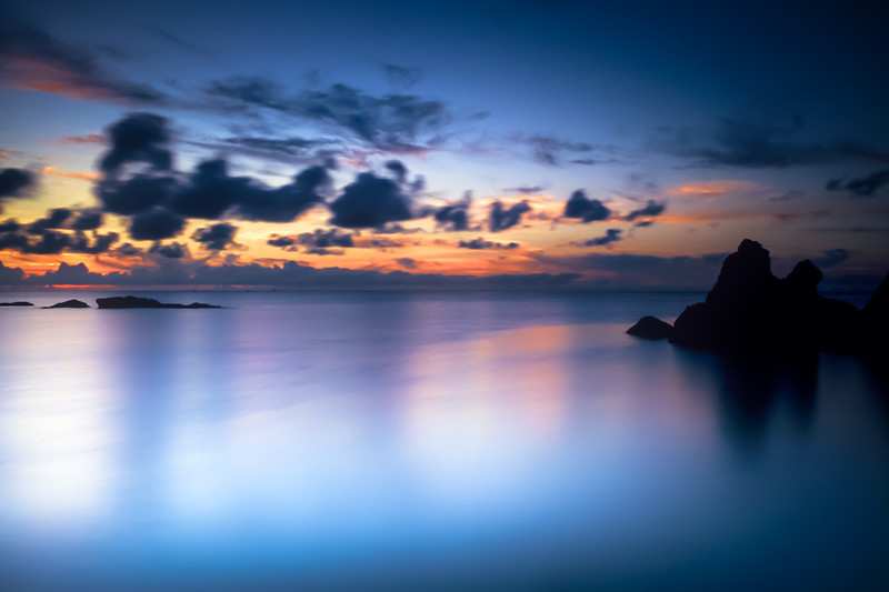 Dreamy Bermuda Sunset