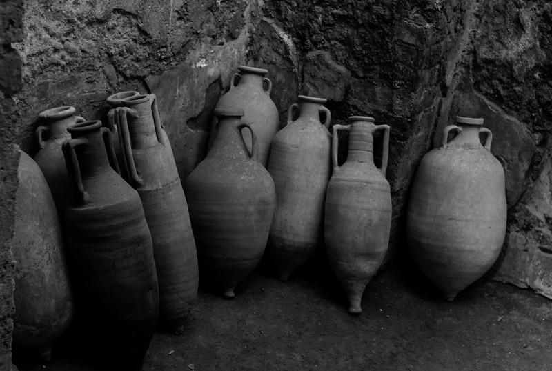 Wine vessels