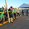 Solar Decathlon 2013: Solar decathletes charging to begin construction