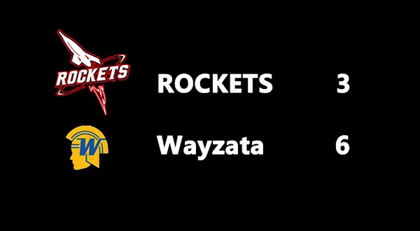 2015 12 01-Time-19-00-00 Game Highlights JML Hockey Rockets 3 Wayzata 6