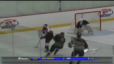 2015 11 12-Time-22-22-22 KTTC Banner Raising - New Prague 3 JML 2 OT