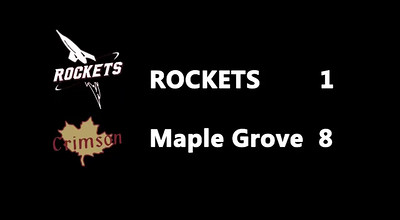 2015 11 19-Time-19-00-00 Game Highlights JML Hockey Rockets 1 Maple Grove 8