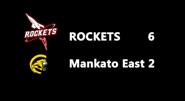 2015 11 24-Time-17-30-00 Game Highlights JML Hockey Rockets 6 Mankato East 2