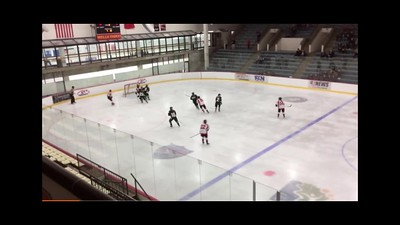 Ally Halverson Hockey Highlights 2017-18 Junior Season