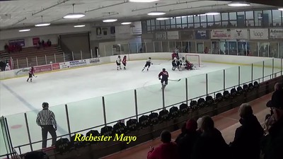 Ally Halverson Hockey Highlights 2015-16 Freshman Season
