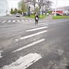 Crooked Pedestrian Crossing