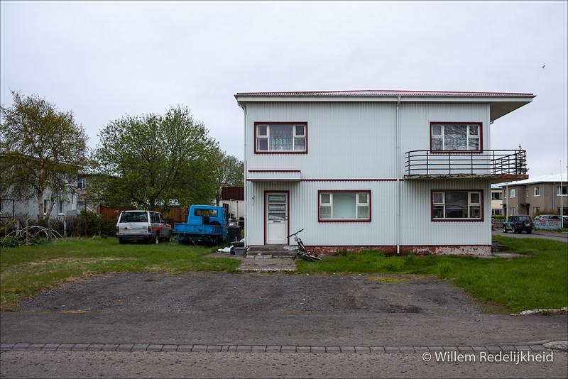 House in Akureyri