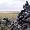 Icelandic Stone Cairns