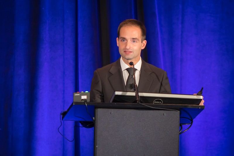 "Dr. Bruno Paiva covered the topic, ""Accurately Diagnosing Multiple Myeloma: When Should Systemic Myeloma Treatment Be Initiated?"""