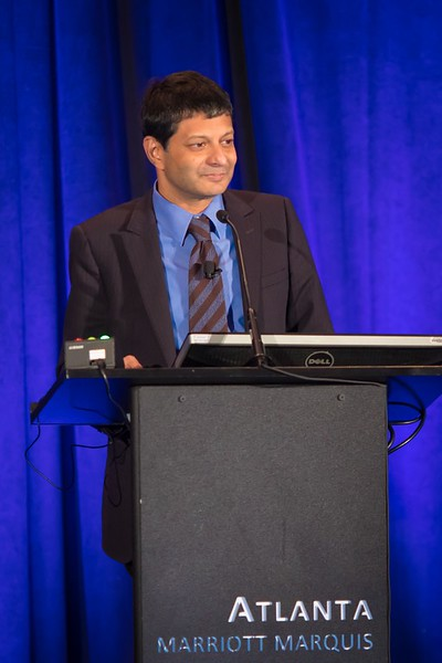 "Dr. S. Vincent Rajkumar spoke on ""Individualized Approaches to Treatment Selection for Induction Therapy."""