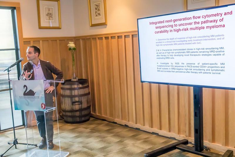 Dr. Bruno Paiva (University of Navarra – Navarra, Spain) discusses Next Generation Flow (NGF) testing.