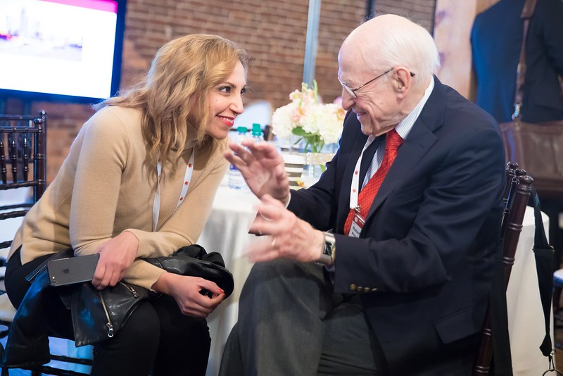 Dr. Irene Ghobrial (Dana-Farber Cancer Institute – Boston, MA) shares an anecdote with Dr. Robert A. Kyle, who is often known as the father of myeloma research.