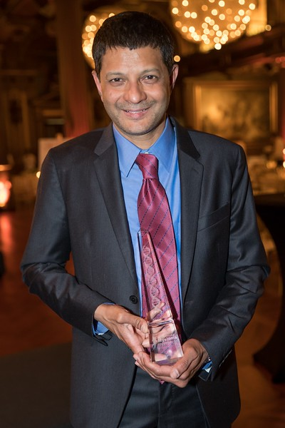 Dr. S. Vincent Rajkumar, the 14th Annual Robert A. Lifetime Achievement Award recipient