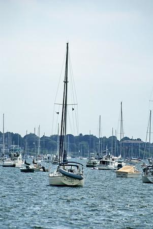 Newport Harbor Boats
