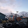 Mariner and Public Notice of Research Platforms_header_Saildrones are ready to be unpacked and launched in Dutch Harbor, AK_Saildrone Inc