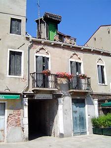 Fondamenta Zattere Ai Gesuati Dorsoduro Venice