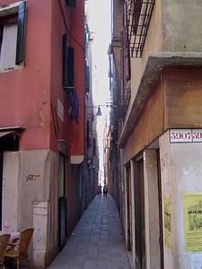 Riva degli Schiavoni Crosera Venice