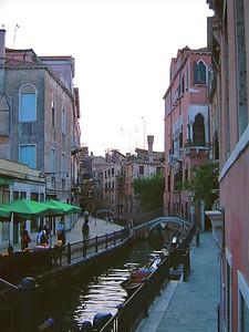 Fondamenta de l'Osmarin Venice