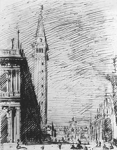 St Mark's Campanile Venice