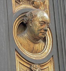 Battistero di San Giovanni Brunelleschi Florence Italy