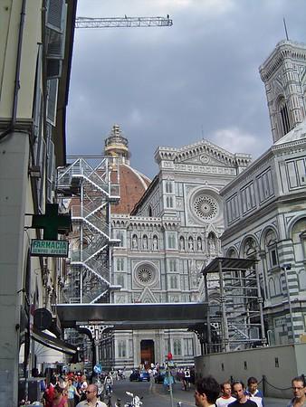 Battistero di San Giovanni  Florence Italy