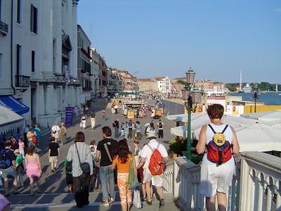Riva degli Sciavonni Venice