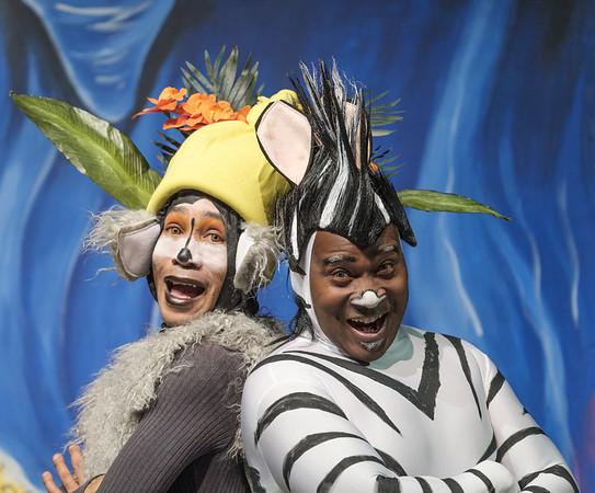 Madagascar Tykes Promo Photos for Screen