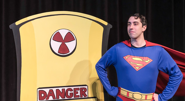 JCC Tykes Superman Promo Feb 7 2019