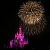 Fireworks: Magic Kingdom