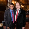Dr. S. Vincent Rajkumar (Kyle award recipient) with Dr. Brian Durie