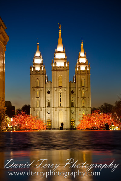 Christmas on Temple Square