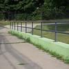 Pedestrian Ramp at Porter Ave entrance