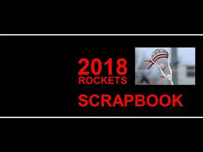 Scrapbook - 2018 JML Rocket Lacrosse