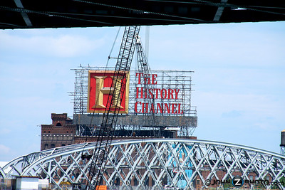 History Channel Billboard