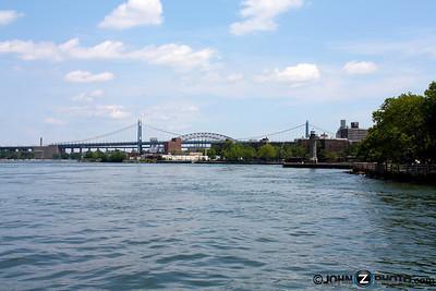 Hudson River Bridges