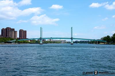 Bridges of the Hudson River
